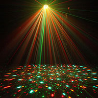 Disco Lighting Effects & Lasers