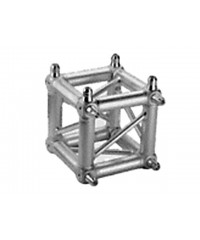 BT3CD Truss box truss 290mm x 90deg 6-way cross, 2mm thick with global compatible connection