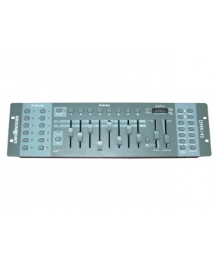 Light Emotion DMX192 192 Channel DMX controller with 240 scenes and 6 chases that can be programmed