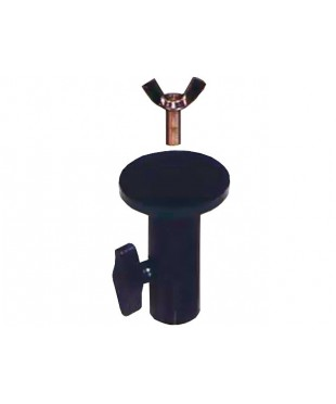 SoundKing DRB004 Spigot for Lighting T-Bar connector with screw, ID 35 x 120mm. Spigot.