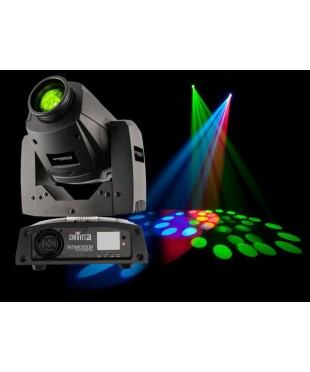 Chauvet INT255IRC Intimidator 255 60W LED Moving Head IRC