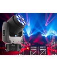 Chauvet INTDJTRIO Intimidator Trio Moving Head Wash 6x21w LED