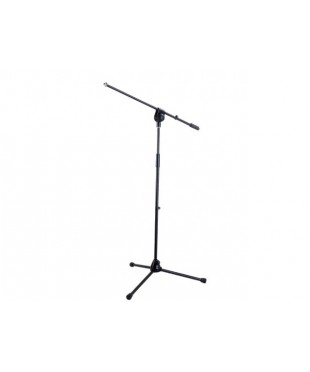 SoundKing MICSSB Boom Style Mic Floor Stand - Black