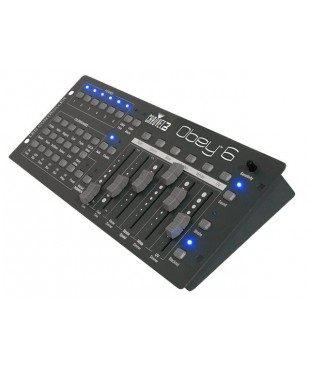 Chauvet OBEY6 Basic 36 Channel DMX Controller suitable for 6 channel fixtures
