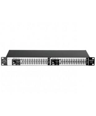 Wharfedale Q215 2 x 15 channel equaliser