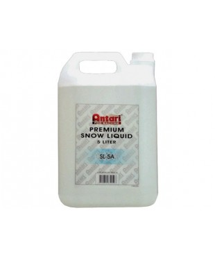 Antari SL5AN Premium Snow and Foam Fluid, 5 Litre