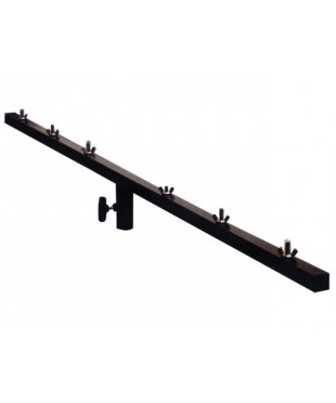 SoundKing TBAR1 30mm Square Section Lighting T Bar for use with stands that have 35mm Socket.