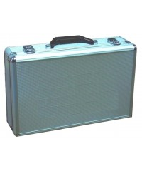 ESP Technology UHF2C Silver Suitcase Box to suit the UHF2, includes pre-cut foam