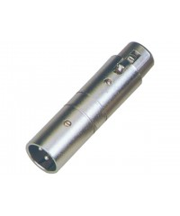 SoundKing XM5XF32 2 PACK XLR 5-M to XLR 3-F Adaptor